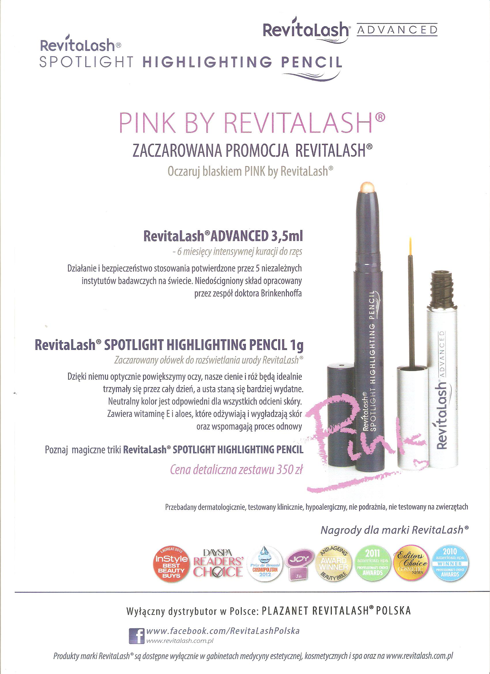 revitalash image commercial